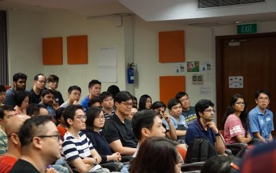 {STUDENTS COUNSELLING} – ALPHA MEETS BETA 2018 EVENT – (NUS-ISS & XALTIUS)