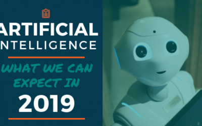 AI IN 2019 – EXCITING TIMES AHEAD