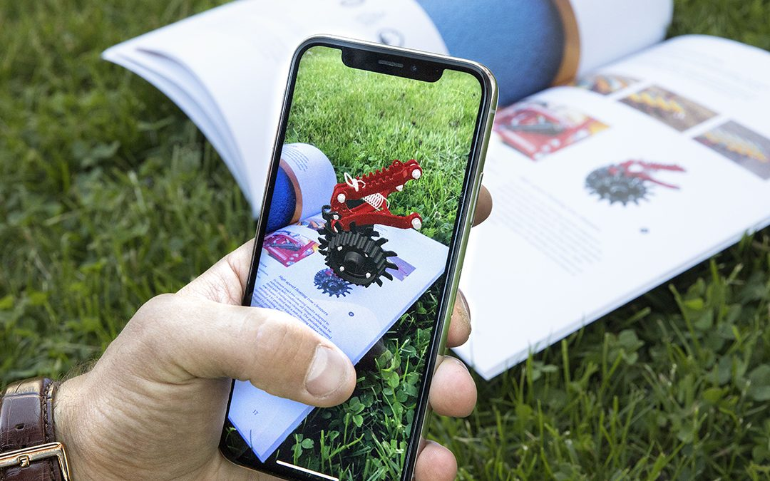 AR IN THE EDUCATION INDUSTRY
